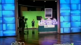 Ellen's Huge Surprise For The Audience May 24 2012