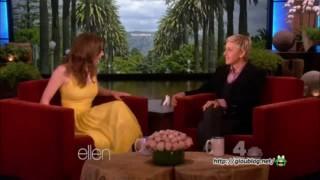 Ellie Kemper Interview Mar 04 2013