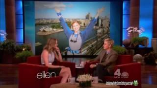 Emily VanCamp Interview Mar 08 2013