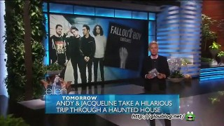 Fall Out Boy Performance Oct 29 2014