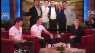 From Down Under to Ellen Feb 04 2013