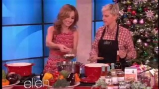 Giada De Laurentiis is Cooking Dec 04 2012