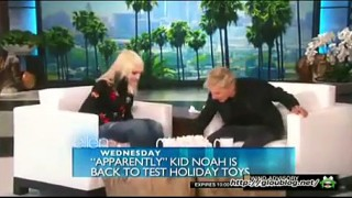 Gwen Stefani Interview Nov 24 2014