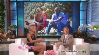 Heidi Klum Interview Oct 15 2014