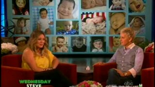 Hilary Duff Interview May 11 2012