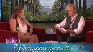 Hilary Duff Interview Oct 17 2011