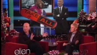 Howie Mandel Interview Dec 12 2012