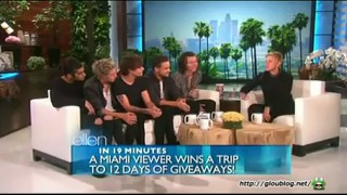 Huge Surprise For A One Direction Fan Nov 21 2014
