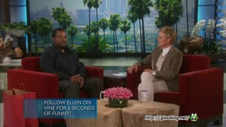 Ice Cube Interview And Game Oct 06 2014