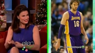 Idina Menzel Interview Dec 12 2012