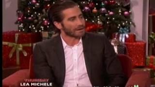 Jake Gyllenhaal Interview Dec 09 2013