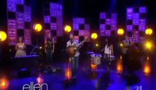 Jason Mraz Performance May 23 2014