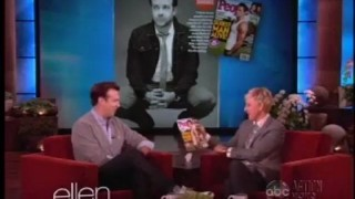 Jason Sudeikis Interview And Game Nov 27 2012