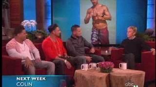 Jersey Shore Guys Interview Oct 03 2012