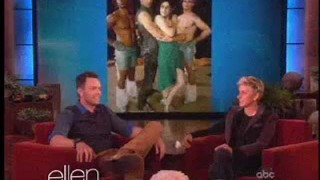 Joel McHale Interview Oct 15 2012