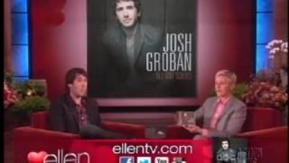 Josh Groban Interview Feb 14 2013