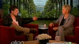 Josh Hutcherson Interview Feb 08 2012
