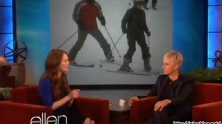Julianne Moore Interview And Game Mar 05 2012