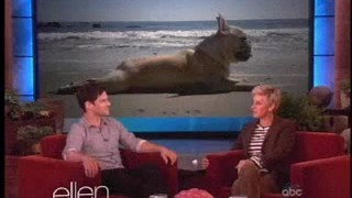Justin Bartha Interview Oct 09 2012