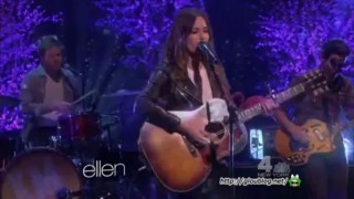 Kacey Musgraves Performance Apr 10 2013