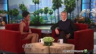 Keke Palmer Interview Sept 30 2014