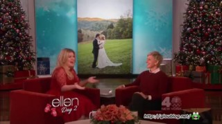 Kelly Clarkson Interview And Performance Dec 06 2013