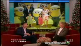 Ken Jeong Interview Dec 13 2013