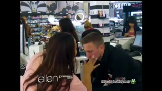 Kevin The Cashier Goes To Sephora Sep 11 2013