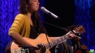 Kina Grannis Interview and song Nov 15 2011
