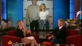 Kristen Bell Interview And Game Nov 26 2013