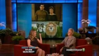 Kristen Bell Interview Jan 24 2013