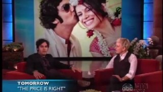 Kunal Nayyar Interview Nov 29 2012
