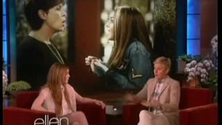 Lindsay Lohan Interview Mar 31 2014