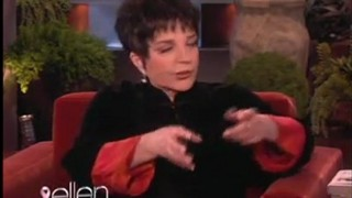Liza Minnelli Interview Oct 11 2011