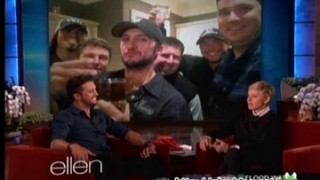 Luke Bryan Interview Apr 03 2014