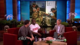 Mark Wahlberg And Sean Combs Interview Mar 01 2013