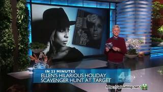 Mary J Blige Performance Nov 13 2014