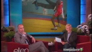 Matt Lauer Interview May 06 2013