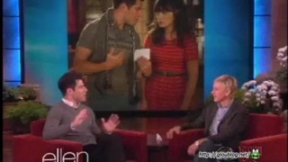 Max Greenfield Interview May 06 2013