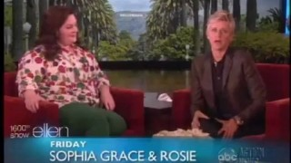 Melissa McCarthy Interview Feb 06 2013
