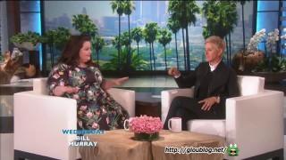 Melissa McCarthy Interview Oct 20 2014