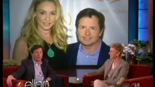 Michael J Fox Interview Jan 31 2014