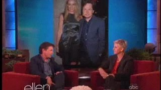 Michael J Fox Interview Sept 19 2012