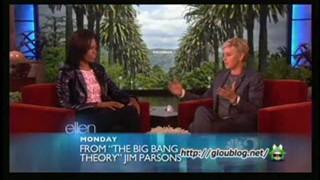 Michelle Obama Interview Feb 02 2012
