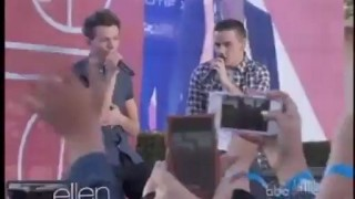 One Direction Performance Dec 20 2012