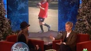 Paris Jackson Interview Dec 15 2011