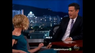 Portia de Rossi Interview Jimmy Kimmel Oct 16 2014