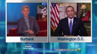 President Barack Obama Interview Mar 20 2014