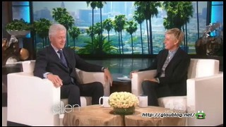 President Bill Clinton Interview Nov 11 2014