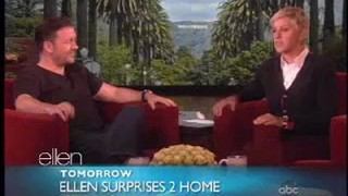 Ricky Gervais Interview Sept 20 2012